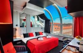 Hotel Clement 4*, Superior s panoramatickým oknem