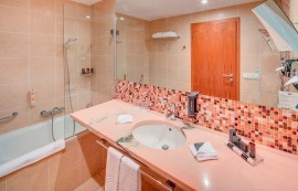 Hotel Clement 4*, koupelna