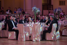Hosté Česko-Slovenského plesu |foto Martin Zeman