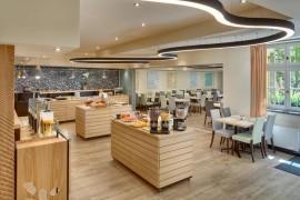 Hotel Clement 4*, snídaně