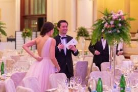 Bývalý fotbalový reprezentant Tomáš Rosický s manželkou moderátorkou a bývalou modelkou Radkou Rosickou, roz. Kocurovou