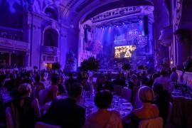Úvod plesu taktiež spestril prierez myšlienok Milana Rastislava Štefánika, v krátkom videofilme z dielne Vojenského historického ústavu Bratislava