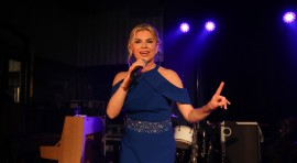 Speváčka Leona Machálková roztancovala nielen Smetanovu sieň, ale i Sladkovského sálu